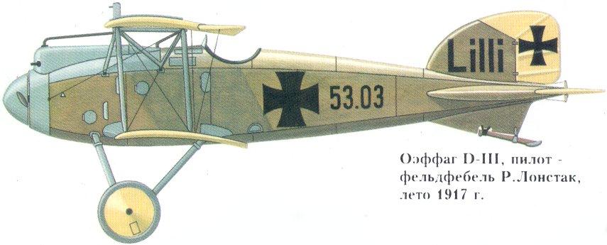 Самолеты первой мировой войны фото - 26927