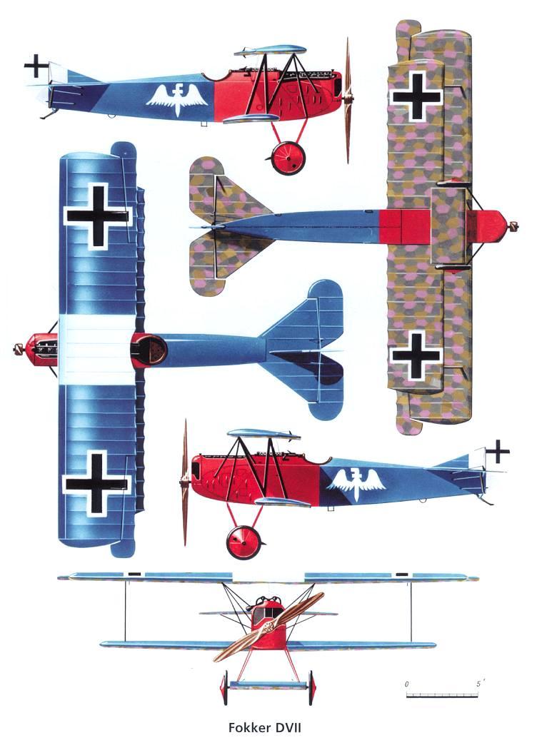 flying machine 7 words