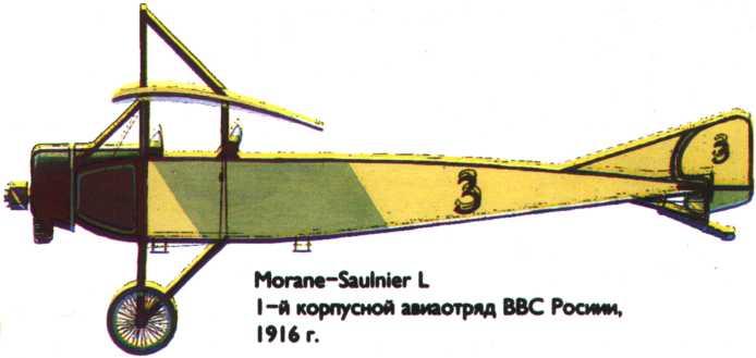 В.Кондратьев - Самолеты первой