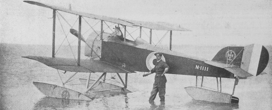 sopwith baby in norway