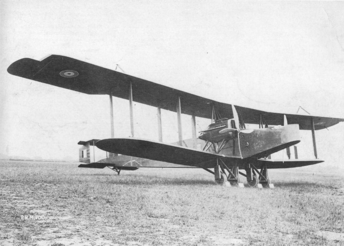 Handley Page O/400 / H.P.12