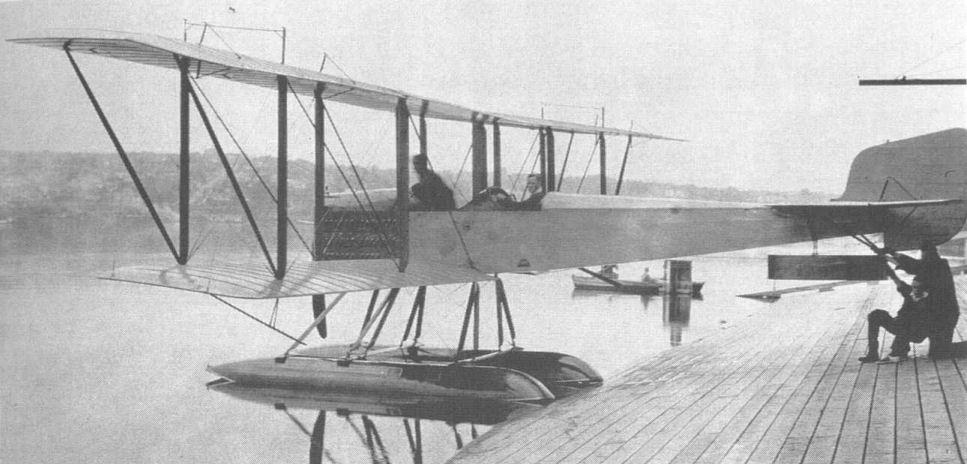 boeing model 1 seaplane - photo #1