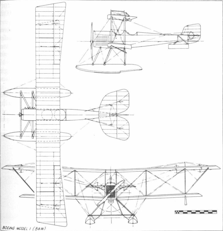 boeing model 1 seaplane - photo #3