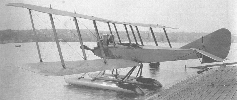 boeing model 1 seaplane - photo #16