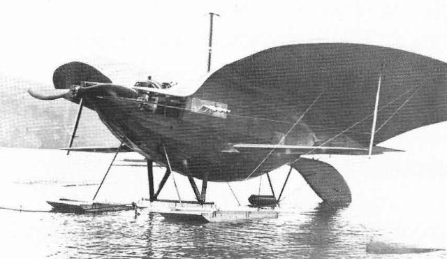 Resultado de imagem para Curtiss-Goupil Duck [1917)