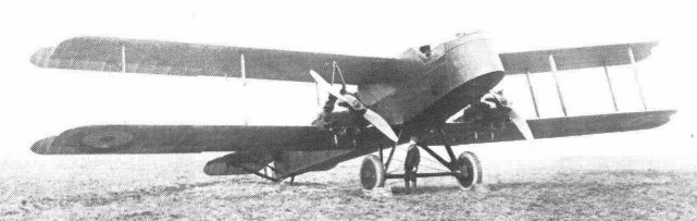 de havilland aircraft