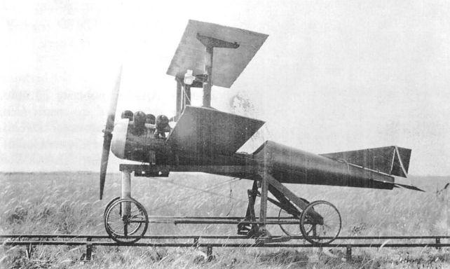 Kettering Bug, circa 1918