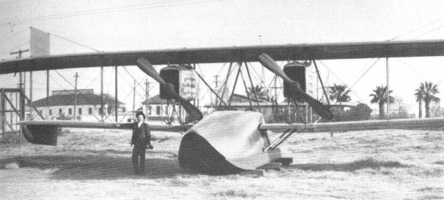 Loughead F-1 Flying-boat One